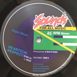 Sugar Minott - Heartical...