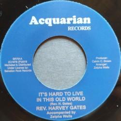 Rev. Harvey Gates - Price...