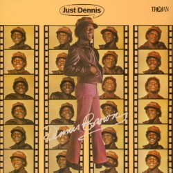 Dennis Brown - Just Dennis LP