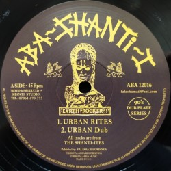The Shanti Ites - Urban...