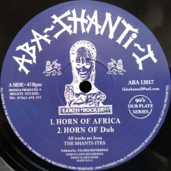 The Shanti-Ites ‎– Horn Of...
