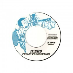 Icees - Public Prosecution 7""