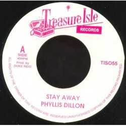 Phyllis Dillon - Stay Away 7""