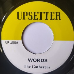 The Gatherers - Words (alt....