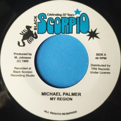 Michael Palmer - My Region 7""