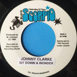 Johnny Clarke - Sit Down &...