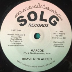 Brave New World - Marcos 7""