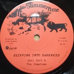 Carl Bert & The Cimarons -...