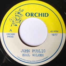Errol Walker - John Public 7''