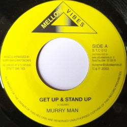 Murray Man - Get Up & Stand...