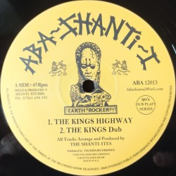 The Shanti Ites - The Kings...