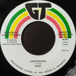 Ruxy - Earthquake 7""