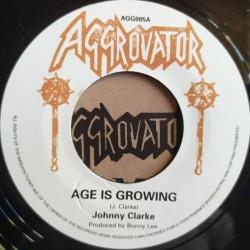 Johnny Clarke - Age is...