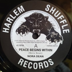 Nora Dean - Peace Begins...