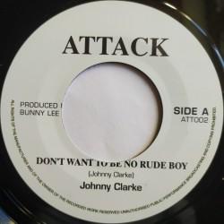 Johnny Clarke - Don't Want...