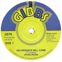 Dennis Brown - Deliverance...