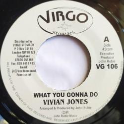 Vivian Jones - What You...