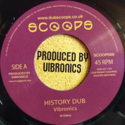 """Vibronics - History Dub 7"""""""