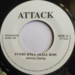 Johnny Clarke - Every Knee...