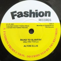 Alton Ellis - Road To...