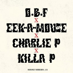 Charlie P - Bubble / Eek A...