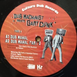 Dub Machinist meets Gary...