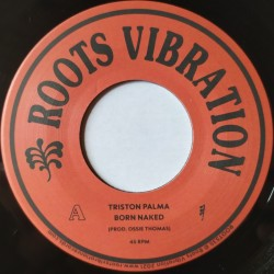 Triston Palma - Born Naked 7""