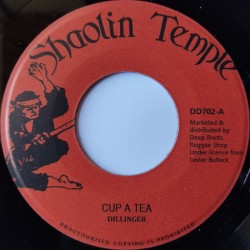 Dillinger - Cup Of Tea 7""