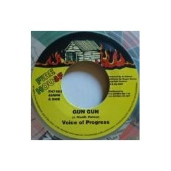 Voice Of Progress - Gun Gun 7""