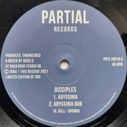 Disciples - Abyssinia /...