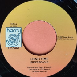 Super Beagle - Long Time 7""