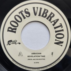 Abbasani - Revelation Time 7""
