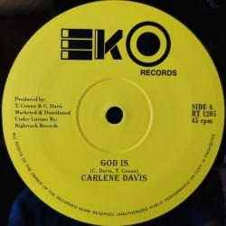 "Carlene Davis - God Is 12"""