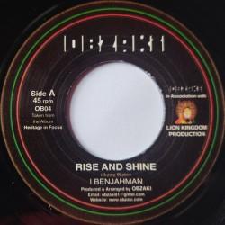 I Benjahman – Rise And...