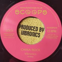 """Vibronics - China Rock 7"""""""