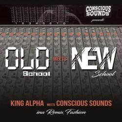 King Alpha meets Conscious...