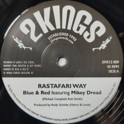 Blue & Red ft. Mikey Dread...