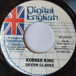 "Devon Clarke - Korner King 7"""
