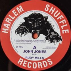 Rudy Mills - John Jones /...
