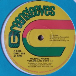 Michael Prophet - You Are...