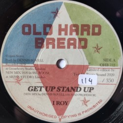 """I Roy - Get Up Stand Up 7"""""""