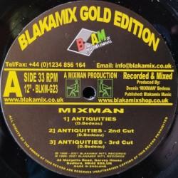 Mixman – Antiquities /...