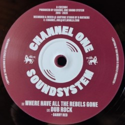 Danny Red - Where Have all...