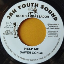 "Daweh Congo - Help Me 7"""
