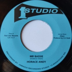 """Horace Andy - Mr Bassie 7"""""""