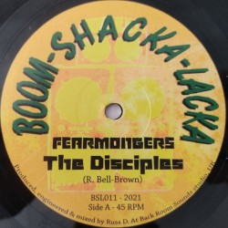 The Disciples - Fearmongers...
