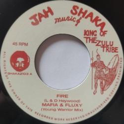 """Mafia & Fluxy - Fire 7"""""""