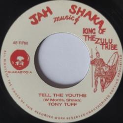 """Tony Tuff - Tell The Youths 7"""""""