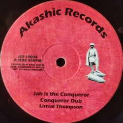 Linval Thompson - Jah Is...