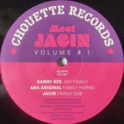 """Danny Red - Jah Family 12"""""""